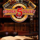 Hidden Object Classic Mysteries 5 Pack DVD-ROM for Win/Mac - NEW in DVD BOX
