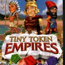 Tiny Token Empires CD-ROM for Win/Mac - NEW in DVD BOX