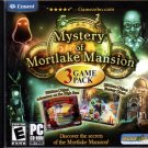 Mystery of Mortlake Mansion: 3 Game Pack CD-ROM Windows XP/Vista/7 - NEW in JC