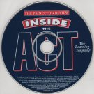 INSIDE THE SAT & ACT (2CDs) for Win/Mac - NEW CDs in SLEEVE