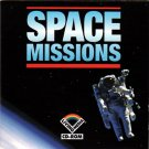 Space Missions PC CD-ROM for Windows - NEW CD & Manual in SLEEVE