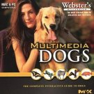 Multimedia Dogs v2.0 CD-ROM for Win/Mac - NEW CD in SLEEVE