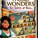 WORD WONDERS: The Tower of Babel CD-ROM for Windows 7/Vista/XP - NEW in DVD BOX