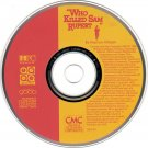 Who Killed Sam Rupert PC CD-ROM for Windows - NEW CD in SLEEVE