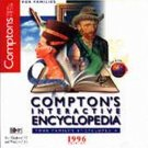 Compton's Interactive Encyclopedia 1996 CD-ROM for Windows - NEW CD in SLEEVE