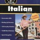 Berlitz Think & Talk Italian CD-ROM for Win/Mac - NEW CD in SLEEVE