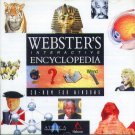 Webster's Interactive Encyclopedia CD-ROM for Windows - NEW CD in SLEEVE