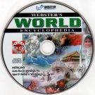 Webster's World Encyclopedia 1997 CD-ROM for Windows - NEW CD in SLEEVE