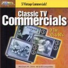Classic TV Commercials CD-ROM for Windows - NEW CD in SLEEVE