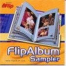 Digital FlipAlbum Sampler CD-ROM for Windows - NEW CD in SLEEVE
