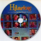 Hilarious (Dom DeLuise) CD-ROM for Windows - NEW CD in SLEEVE