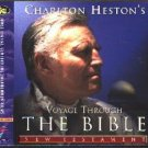 Charlton Heston's Voyage Through THE BIBLE CD-ROM for Win/Mac - NEW CD in SLEEVE