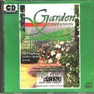 Garden Companion CD-ROM for Windows - NEW CD in SLEEVE