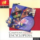 Compton's Interactive Encyclopedia 1997 CD-ROM for Windows - NEW CD in SLEEVE