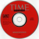 TIME Man of the Year CD-ROM for Win/DOS - NEW CD in SLV