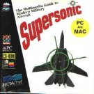 Supersonic CD-ROM for Win/Mac - NEW CD in SLEEVE