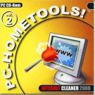 Internet Cleaner 2006 CD-ROM for Windows - NEW CD in SLEEVE