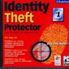 Identity Theft Protector CD-ROM for Windows - NEW CD in SLEEVE
