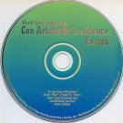 World Encyc of Con Artists & Confidence Games CD for Win/Mac - NEW CD in SLEEVE