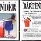 Instant BARTENDER CD-ROM for Windows - NEW CD in SLEEVE