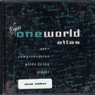Virgin's One World Atlas CD-ROM for Windows - New CD in SLEEVE