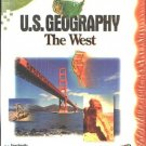 U.S. Geography: The West CD-ROM for Win/Mac - NEW CD in SLEEVE