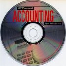 GT Personal Accounting CD-ROM for Windows - NEW CD in SLEEVE