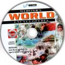 Webster's World Encyclopedia 1998 CD-ROM for Windows - NEW CD in SLEEVE