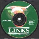 Links - The Challenge of Golf PC-CD for DOS - NEW CD in SLEEVE