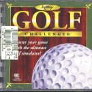 GOLF Challenger CD-ROM for DOS - New CD in SLEEVE