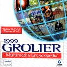 1999 Grolier Multimedia Encyclopedia PC-CD for Windows - NEW CD in SLEEVE