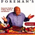 George Foreman's Interactive Guide CD-ROM for Windows - NEW CD in SLEEVE