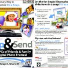 Snap & Send - Snap it, Share it! PC-CD for Windows XP/Vista - NEW CD in SLEEVE