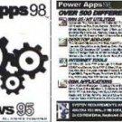 Power Apps 98 CD-ROM for Windows - NEW CD in SLEEVE