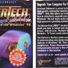 MasterTECH 2000 CD-ROM for Windows - NEW CD in SLEEVE