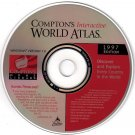 Compton's Interactive World Atlas 1997 CD-ROM for Windows - New CD in SLEEVE