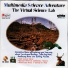 Multimedia Science Adventure (Ages 6+) CD-ROM for Windows - NEW CD in SLEEVE