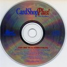CardShop Plus! v1.5 CD-ROM for Windows - NEW CD in SLEEVE