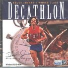 Bruce Jenner's World Class Decathlon PC CD-ROM for Windows - NEW CD in SLEEVE