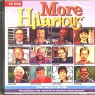 More Hilarious (Dom DeLuise) PC-CD for Windows - NEW CD in SLEEVE
