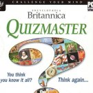 Encyclopedia Britannica Quizmaster CD-ROM for Windows - NEW CD in SLEEVE