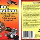 Insane Impersonations CD-ROM for Windows - NEW CD in SLEEVE