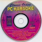 PC Karaoke - Classic Oldies CD-ROM for Windows - NEW CD in SLEEVE
