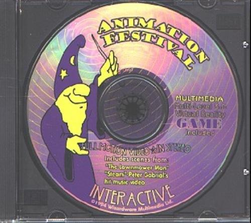 Animation Festival CD-ROM for Windows - LIKE NEW CD in Sleeve