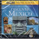 Discover Mexico PC-CD-ROM for Windows 95-XP - NEW CD in SLEEVE