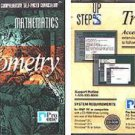 Step Up Mathematics: Trigonometry CD-ROM for Windows - NEW CD in SLEEVE