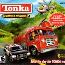 TONKA Search & Rescue 2 PC CD-ROM for Windows - NEW in Jewel Case