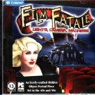 Film Fatale: Lights, Camera, Madness! (PC-CD, 2012) for Windows - NEW Sealed JC