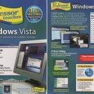 Professor Teaches Windows Vista (3CDs) for Windows 2000/XP/VISTA - NEW in BOX