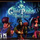 Ghost Pirates of Vooju Island PC DVD-ROM for Windows 7/Vista - NEW in Jewel Case
